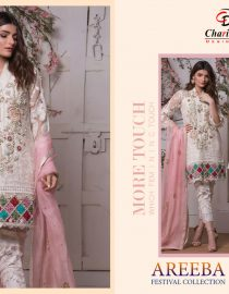 238c37687e CHARIZMA DESIGNER AREEBA PAKISTANI SUIT EID COLLECTION BEST ONLINE RATE